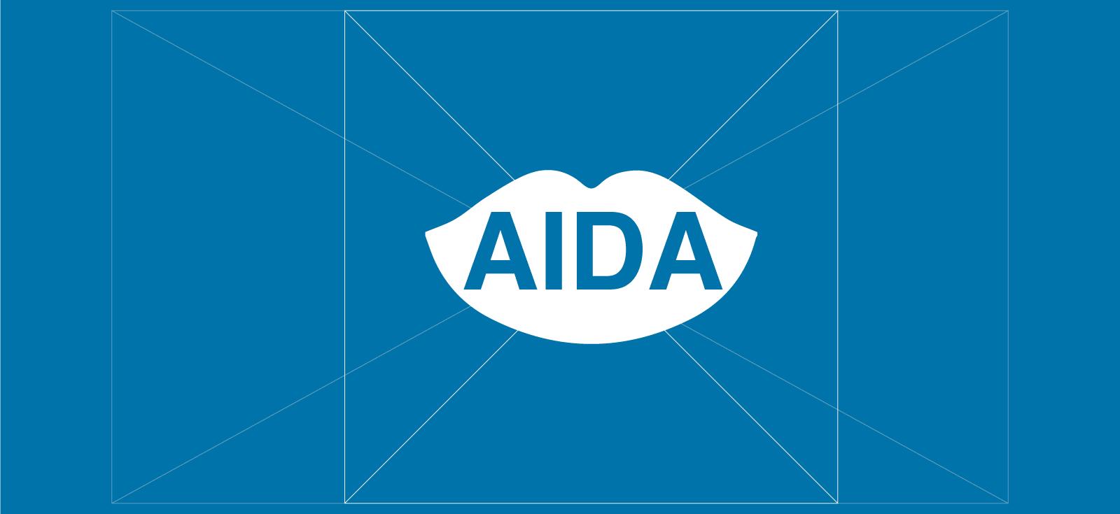AIDA: Attention, Interest, Desire, Action